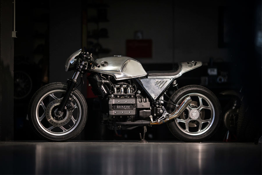 BMW K75 by RC Dept