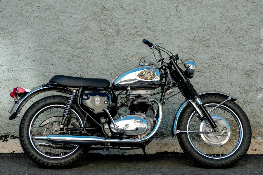 BSA A50 ROYAL STAR